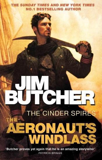 Image for The Aeronaut's Windlass #1 The Cinder Spires