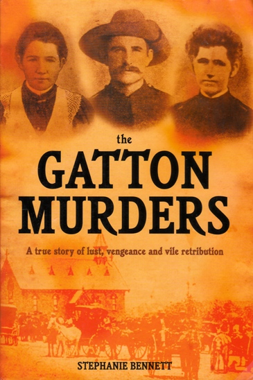 Image for The Gatton Murders [used book][hard to get]