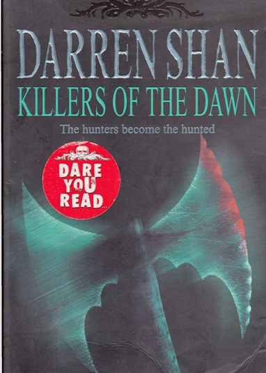 Image for Killers of the Dawn #9 The Saga of Darren Shan [used book]