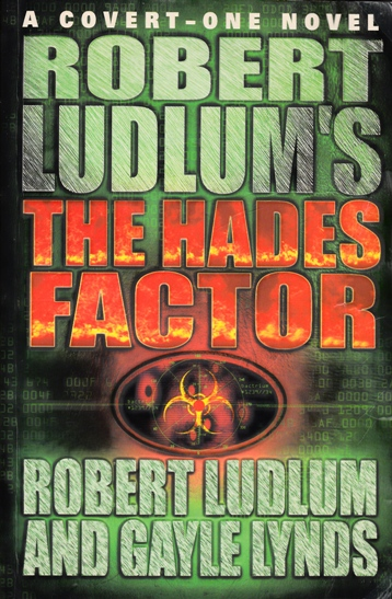 Image for The Hades Factor #1 Covert-One [used book]