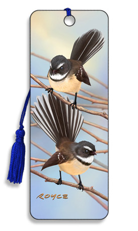 Image for Fantails 3D Bookmark
