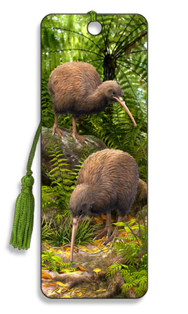 Image for Kiwi 3D Bookmark