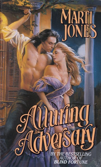 Image for Alluring Adversary [used book]