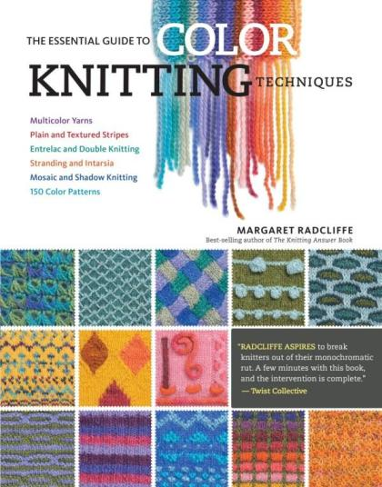 Image for The Essential Guide to Color Knitting Techniques # Colour Knitting