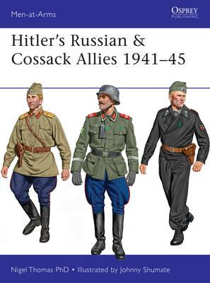Image for Hitler's Russian and Cossack Allies 1941-45 #503 Osprey Men at Arms