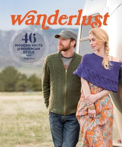 Image for Wanderlust: 46 Modern Knits for Bohemian Style