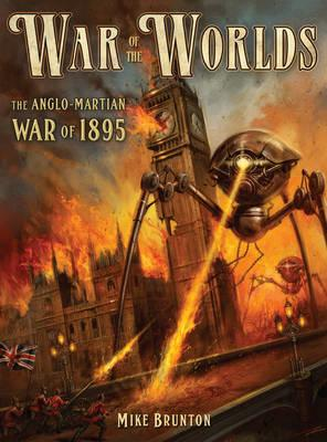 Image for War of the Worlds: The Anglo-Martian War of 1895 #9 Osprey Dark