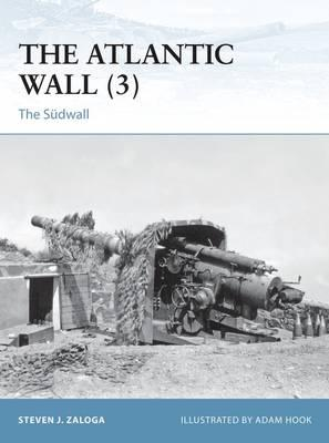 Image for The Atlantic Wall (3) The Sudwall #109 Osprey Fortress