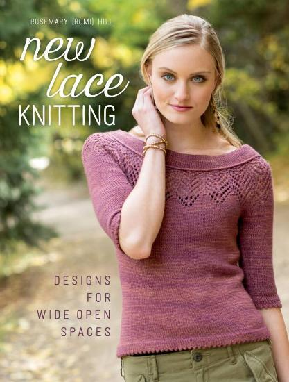Image for New Lace Knitting: Designs for Wide Open Spaces