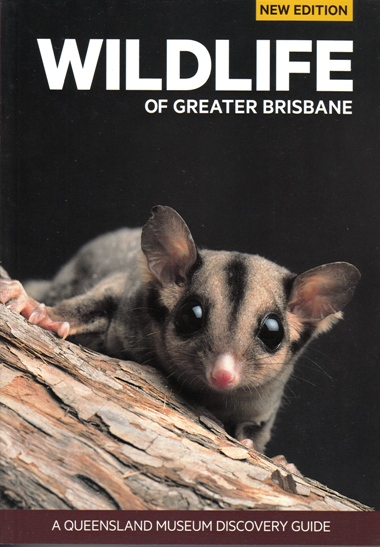 Image for Wildlife of Greater Brisbane 2nd Edition: A Queensland Museum Discovery Guide