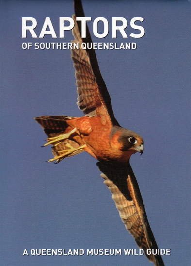 Image for Raptors of Southern Queensland: A Queensland Museum Pocket Wild Guide