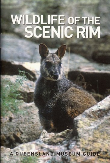 Image for Wildlife of the Scenic Rim: A Queensland Museum Pocket Wild Guide