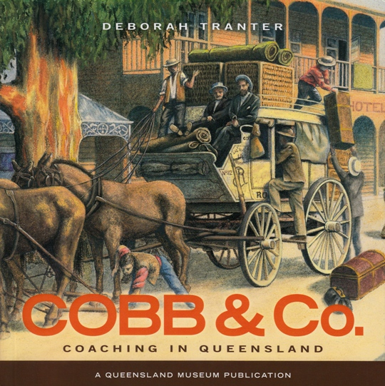 Image for Cobb & Co. Coaching in Queensland