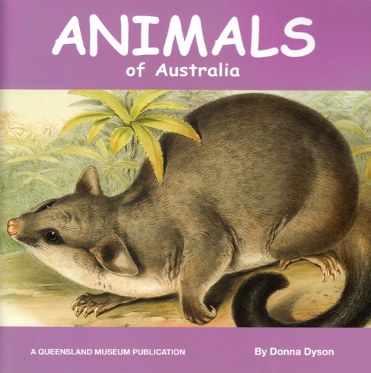 Image for Animals of Australia: A Queensland Museum Children's Book