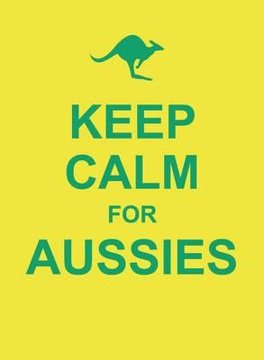 Image for Keep Calm for Aussies