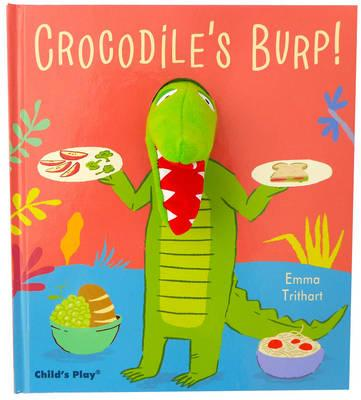 Image for Crocodile's Burp! Pardon Me!
