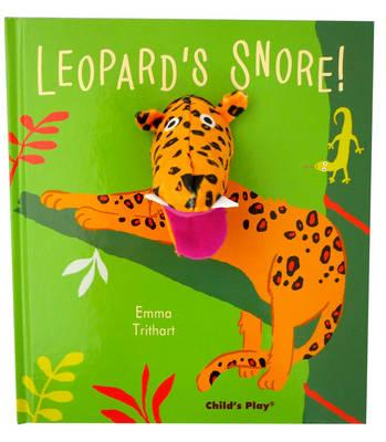 Image for Leopard's Snore! Pardon Me!