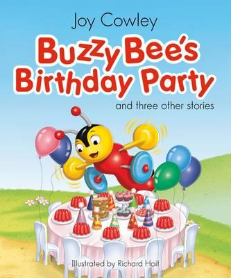Image for Buzzy Bee's Birthday Party and three other stories
