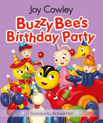 Image for Buzzy Bee's Birthday Party Board Book