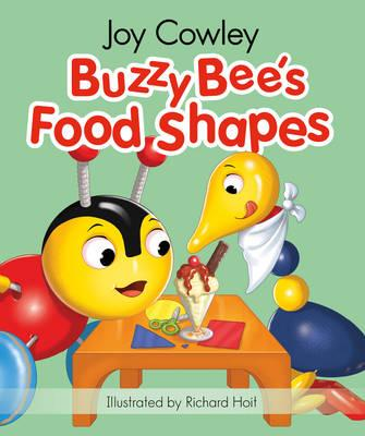 Image for Buzzy Bee's Food Shapes Board Book