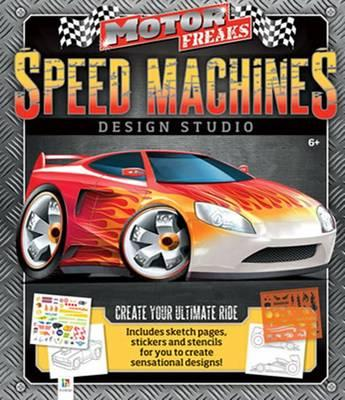 Image for Motor Freaks Speed Machines Design Studio: Create Your Ultimate Ride