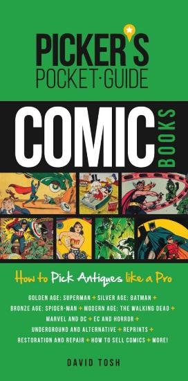 Image for Picker's Pocket Guide - Comic Books