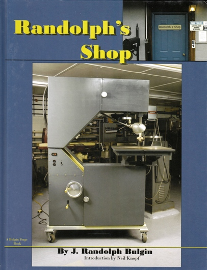 Image for Randolph's Shop # Machine Shop