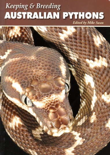 Image for Keeping and Breeding Australian Pythons 2nd Edition