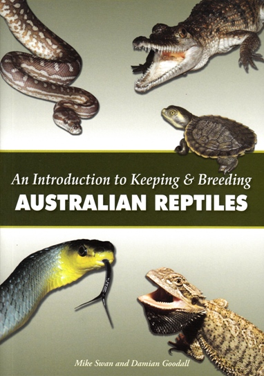 Image for An Introduction to Keeping and Breeding Australian Reptiles