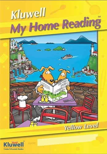 Image for Kluwell My Home Reading Yellow Level (Junior 4-7 years old)(R.E.A.D. I.T. Home Reading) 8th Edition