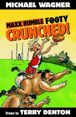 Image for Crunched! #1 Maxx Rumble Footy AFL