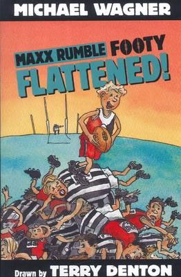 Image for Flattened! #3 Maxx Rumble Footy AFL