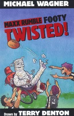 Image for Twisted! #5 Maxx Rumble Footy