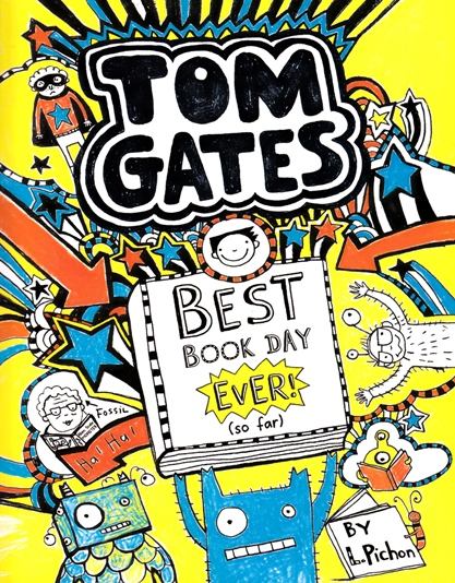 Image for Best Book Day Ever! (so far) #4.5 Tom Gates