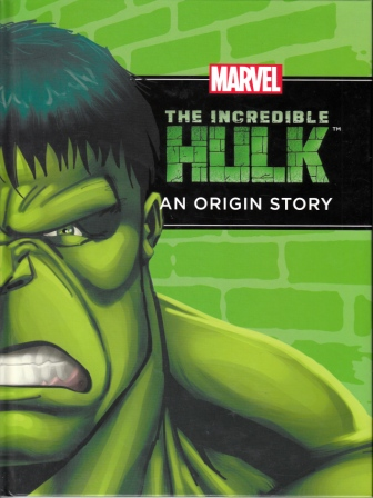 Image for The Incredible Hulk: An Origin Story # Marvel