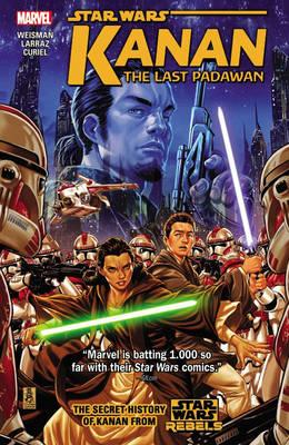 Image for Kanan: The Last Padawan #1 Star Wars Kanan