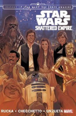 Image for Star Wars Shattered Empire # Journey to Star Wars: The Force Awakens
