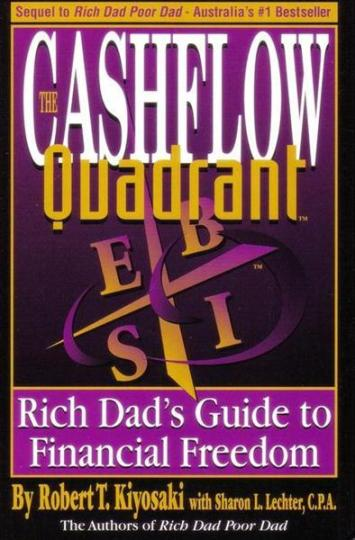 Image for The Cashflow Quadrant: Rich Dad's Guide to Financial Freedom [used book]