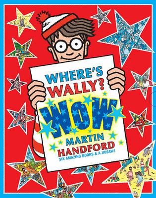 Image for Where's Wally? Wow : Six Amazing Full Size Books and Jigsaw
