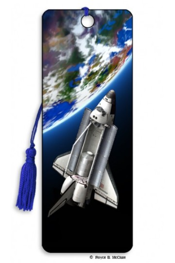 Image for Orbit 3D Bookmark
