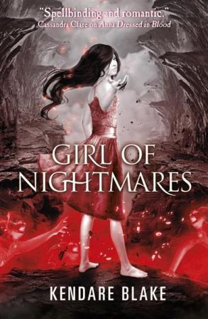 Image for Girl of Nightmares #2 Anna Series