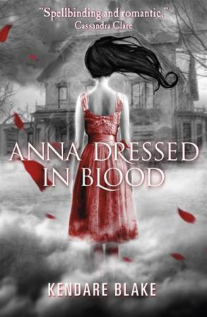 Image for Anna Dressed in Blood #1 Anna Series