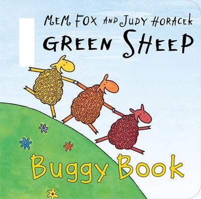 Image for Green Sheep Buggy Book: Where is the Green Sheep?