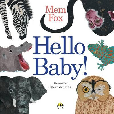 Image for Hello Baby! Board Book
