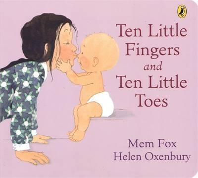 Image for Ten Little Fingers and Ten Little Toes [Board Book]