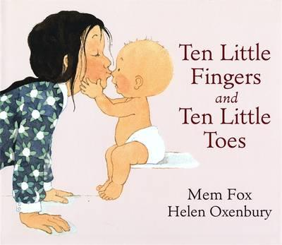 Image for Ten Little Fingers and Ten Little Toes [Hardcover]