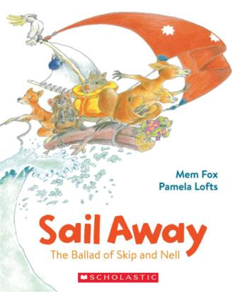 Image for Sail Away: The Ballad of Skip and Nell  ***Only 1 copy left.  Now out of print***