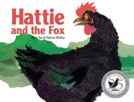 Image for Hattie and the Fox 25th Anniversary Edition
