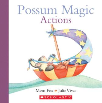 Image for Possum Magic: Actions Board Book