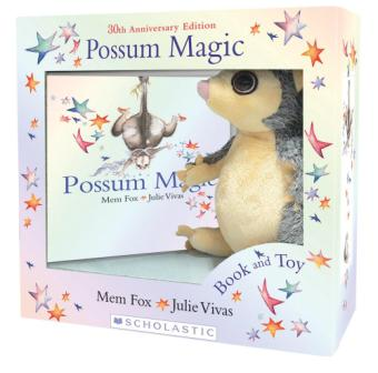 Image for Possum Magic Book and Plush Toy 30th Anniversary Gift Set
